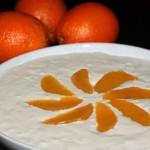 Ris a la Malta med apelsin