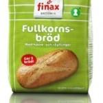 Finax fullkornsbröd. Bilden kommer från www.finax.se.